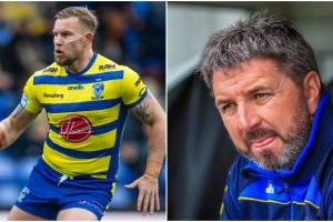 """""""Cooper should never play for Warrington again"""" - how social media reacted to Mike Cooper's barge on coach Steve Price"""