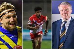 League Latest: Warrington quartet ready for surprising departure, chairman worried about club's financial situation & Super League side in sensational swoop for marquee player