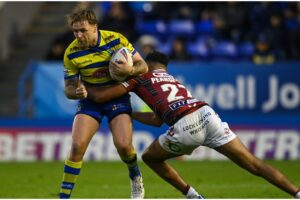 Warrington 21-8 Wigan: Player ratings and major talking points