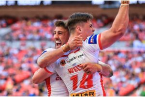 St Helens 26-12 Castleford: Player ratings and major talking points