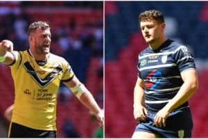 The five Super League calibre clubs in the Championship