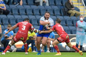 'I think we might need to show ambition at some point' - how social media reacted to the news that Konrad Hurrell will leave Leeds