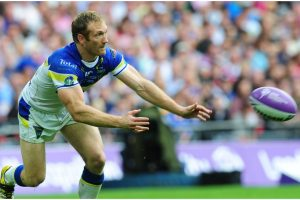 What happened to Warrington's star number nine?