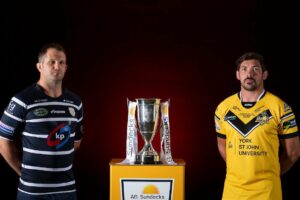 1895 Cup: 21-man squads, injury update and TV details