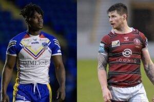Warrington v Wigan: 21-man squads, injury update and TV details