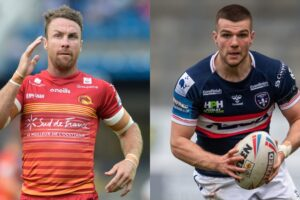 Catalans v Wakefield: 21-man squads and injury update