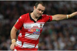 What happened to Wigan's Grand Final winning number nine?
