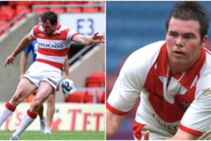The top five Australians to have played in Super League