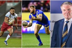 League Latest: THREE NRL halfbacks to Super League, Warrington star to join West Yorkshire club, Johnstone latest & owner launches tirade against Super League