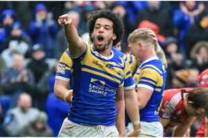 What happened to the man who won the treble for Leeds Rhinos?