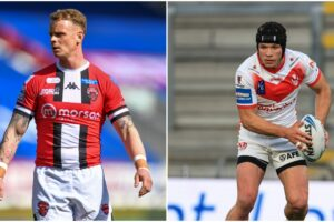 Salford v St Helens: Predicted line-ups and late injury news
