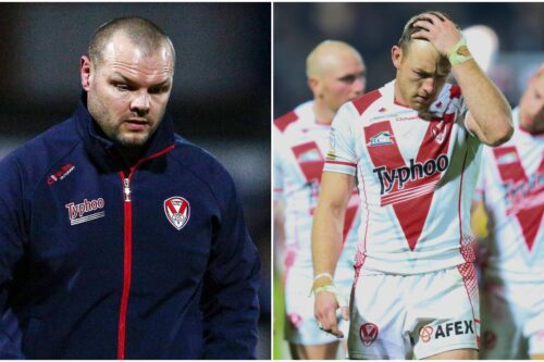 Super League Nostalgia: The unrecognisable St Helens team that floundered under Keiron Cunningham