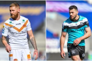 The top five playmakers currently in Super League