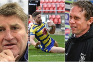 League Latest: Hardaker revelation, racist abuse investigation, SL head coach under fire & Saints, Wigan and Leeds eyeing up new blood