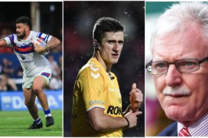 Rugby League News: Bateman and Hardaker latest, Warrington and Salford blast each other, Wigan and Huddersfield hunting & Hull forward set for West Yorkshire move